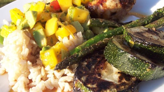 Photo of Spicy Cuban Mojo Chicken with Mango-Avocado Salsa by weekendchef