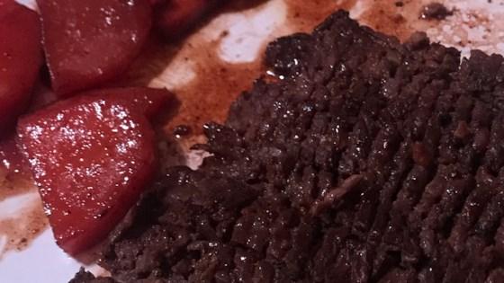 Photo of Balsamic Skirt Steak by blythegreene
