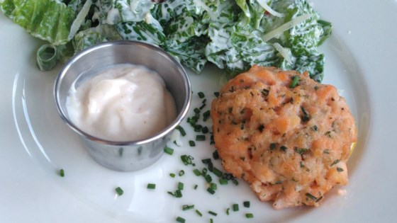 Air Fryer Salmon Patties Recipe