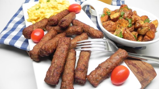 Photo of Air Fryer Turkey Breakfast Sausage Links by Soup Loving Nicole