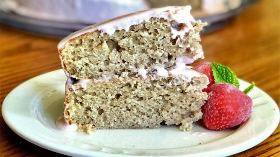 Photo of Fresh Strawberry Layer Cake by Diane