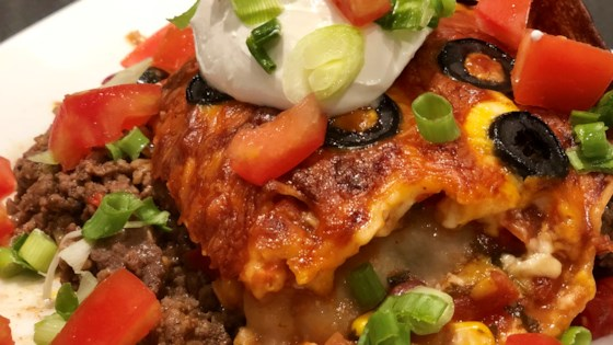 Photo of Mexican Lasagna II by AMYALD