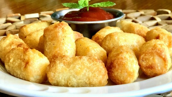 Photo of Air Fryer Cauliflower Tots by Yoly