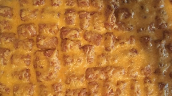 Photo of Sonny's Tater Tot Casserole by SONNY321
