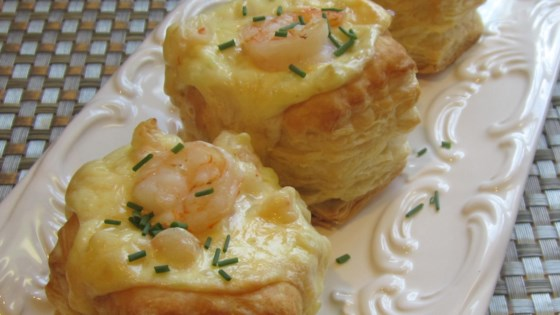Photo of Shrimp Scampi Cheesecake Appetizer by Betty L. Ince