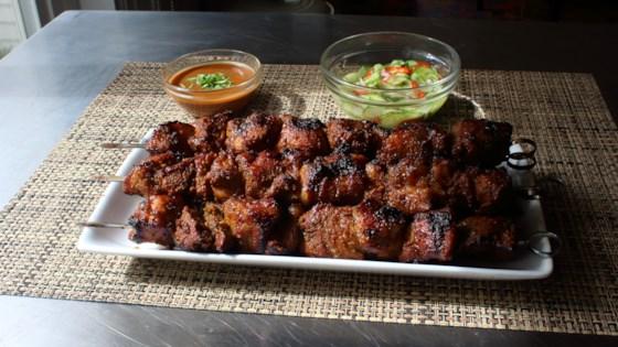 Photo of Penang Pork Satay by Chef John