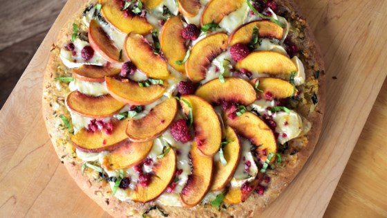 Photo of Summer Fruit Brunch Pizza by Idena Suzanne