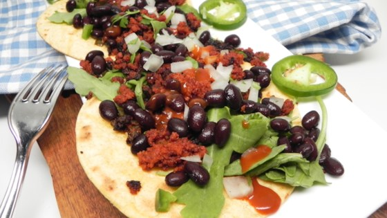 Photo of Soy Chorizo Taco Filling by Ms.Brittania