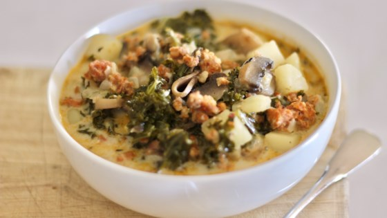 Photo of Kale and Sausage Soup by Husband053