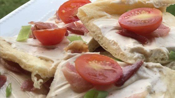 Photo of BLT Pizza Appetizer  by violet