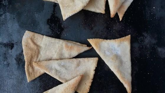 Photo of Cassava Flour Pita Chips by Back Porch Paleo