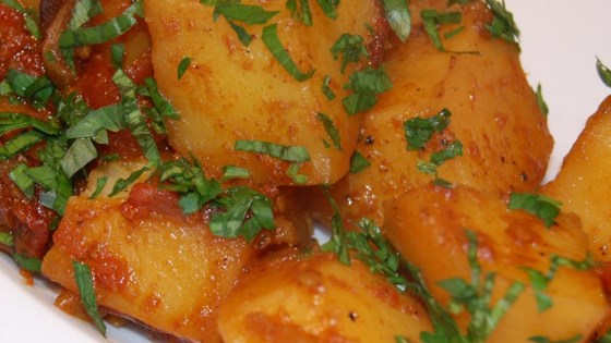 Photo of Aloo Phujia by CHRISTYJ