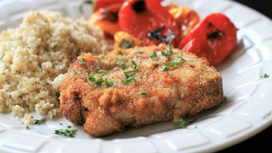 Photo of Breaded Air Fryer Pork Chops by France C