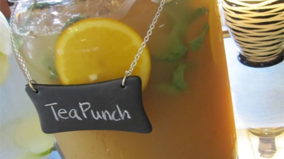 Photo of Tea Punch by MARKR