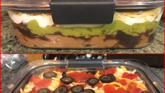 Photo of 5 Layer Mexican Dip by JENHAGGERTY