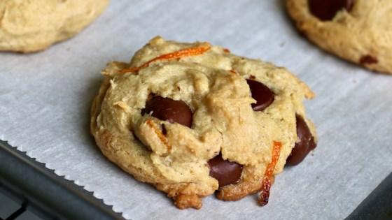 Photo of Orange-Dark Chocolate Cookies by SunshynGoddess