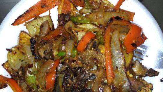 Photo of Veggie Stir-Fry with Potatoes by SweetShuga