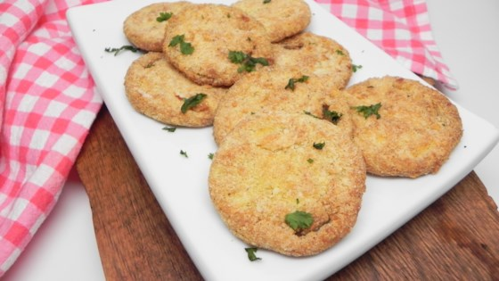 Photo of Fried Green Tomatoes in the Air Fryer by Soup Loving Nicole