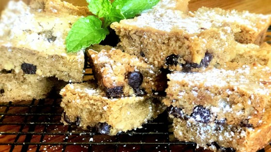 Photo of Brown Butter Blondies by Yoly