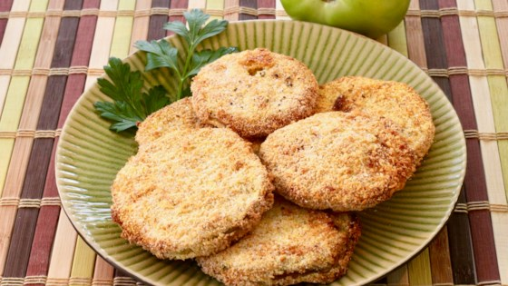 Photo of Air Fryer Fried Green Tomatoes by lutzflcat