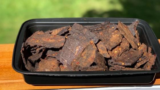 Photo of Homemade Beef Jerky by Chef John