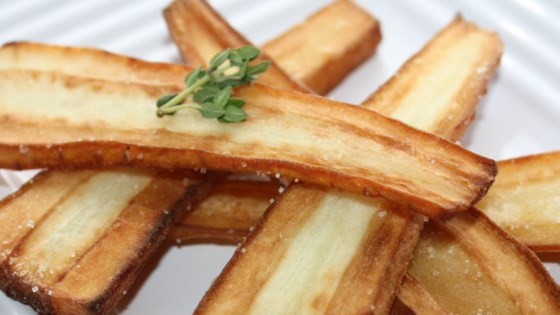 Photo of Butter Fried Parsnips by Michele O'Sullivan