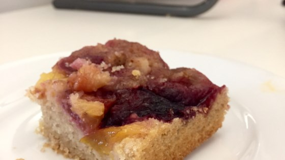 Photo of Plum Upside-Down Cake by crys