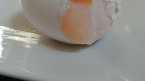 Photo of Soft-Boiled Eggs in the Microwave by Chef Glen