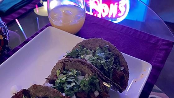 Photo of Birria de Res Tacos (Beef Birria Tacos) by Crema