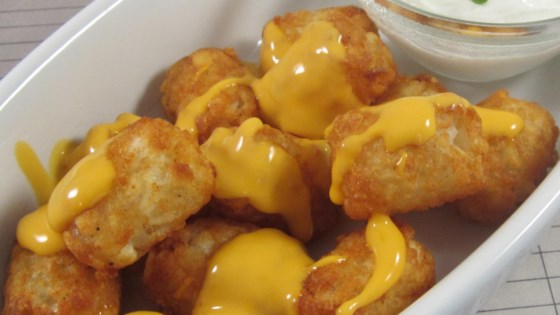 Photo of Air Fryer Tater Tots® by Soup Loving Nicole