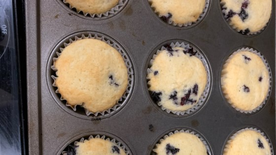 Photo of Huckleberry Muffins by Laura