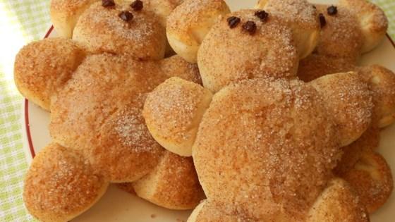 Photo of Teddy Bear Biscuits by Catherine  Berra Bleem