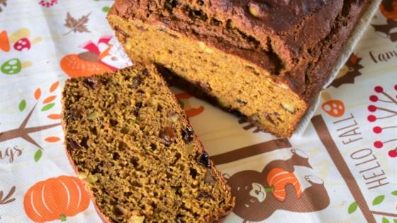 whole wheat pumpkin bread review by barbara burrough