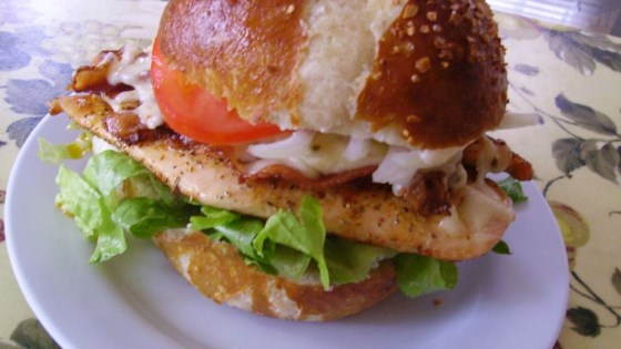 Photo of Bacon Jack Chicken Sandwich by LMANGONE