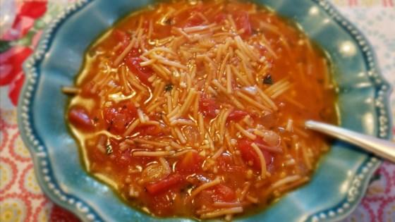 sopa de fideos review by james