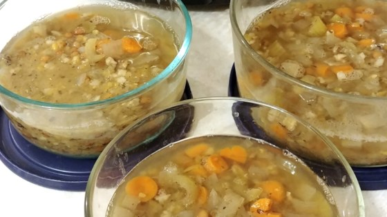 Photo of Meal Prep Soup Base by Martha Nelson
