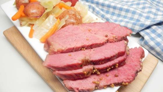 Photo of Instant Pot® Guinness® Corned Beef by N8TE