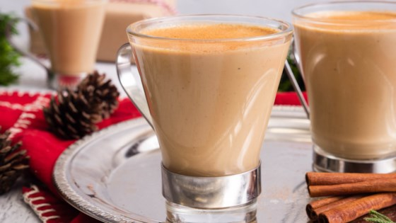 Photo of Gingerbread Eggnog by In The Raw