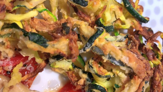 Photo of Air Fryer Zucchini Fries by thedailygourmet