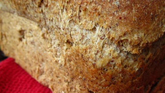 Photo of Wheat Bread with Flax Seed by Sandra Woodall