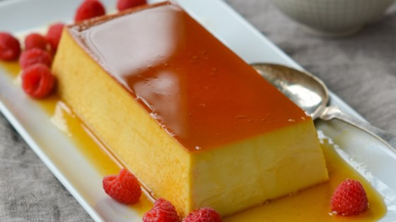 Photo of Flan Mexicano (Mexican Flan) by Amy Shurts