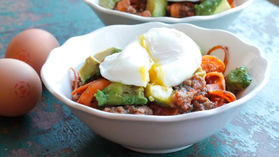 Photo of Sweet Potato Bowl by Eggland's Best