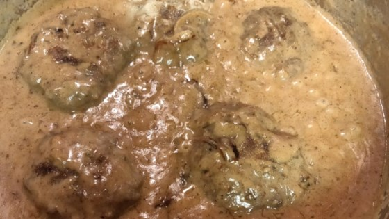 Country Fried Steaks with Sweet Onion Gravy Recipe