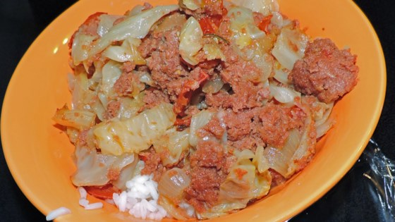 Photo of Filipino Corned Beef and Cabbage by ShelaBela