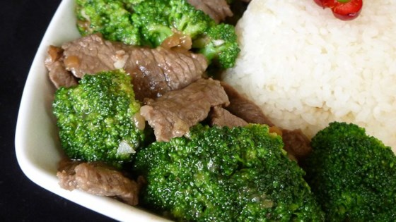 Photo of Broccoli Beef I by sal