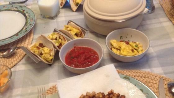 Photo of Potato Breakfast Tacos by amkmo3