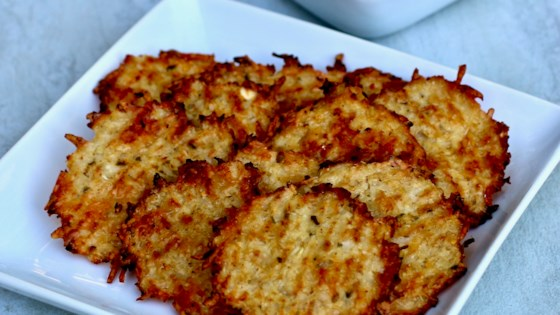 Spicy Ranch Cauliflower Crackers Recipe