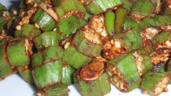 Photo of Okra Fry by Shanthi