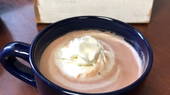 Photo of Nutella Hot Chocolate by sueb