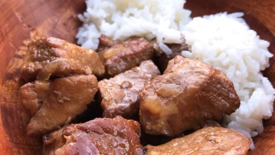 Instant Pot® Pork Adobo Recipe